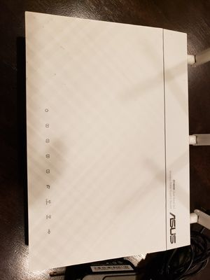ASUS RT-N66W Dual Band 3x3 Wireless-N900 Router for Sale in Carrollton, TX