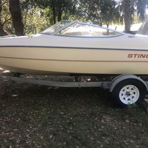 2002 Stingray Boat for Sale in Longwood, FL