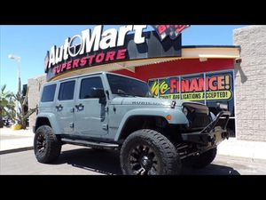 2015 Jeep Wrangler Unlimited for Sale in Chandler, AZ
