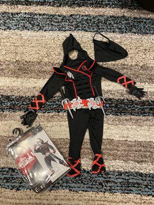 Ninja toddler boy costume for Sale in Mukilteo, WA