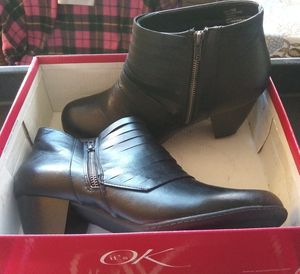 Its OK brand womens ankle boots for Sale in Lynchburg, VA