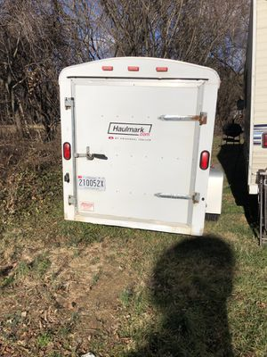 6x10 2007 storage trailer for Sale in Owings Mills, MD