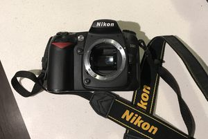 Nikon D90...2 lenses...flash...Porta Brace Bag for Sale in Alexandria, VA