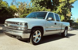 2001 Chevy Silverado One owner for Sale in Peoria, AZ