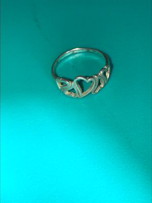 925 STERLING SILVER SMALL RING SIZE 5 for Sale in Fresno, CA