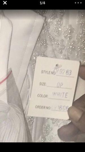 David bridal wedding dress for Sale in Obetz, OH