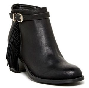 Sam Edelman Fringe Booties for Sale in Vallejo, CA