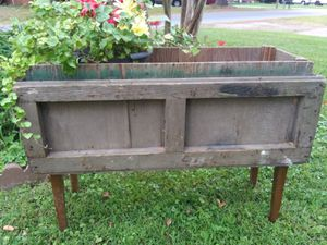 ONE OF AKIND-LARGE OLD MILITARY BOX repurposed for Sale in Chesapeake, VA