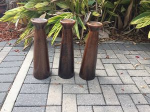 Decorative Candle Holders / Pillars for Sale in Tampa, FL