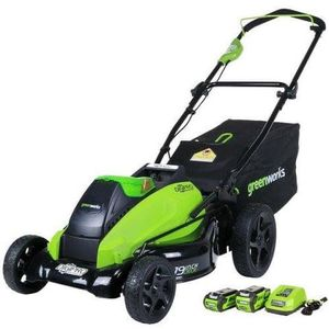 "Greenworks 40V G-Max 4.0 Ah Li-Ion 19"" DigiPro Lawn Mower 2500502 for Sale in Columbus, OH"