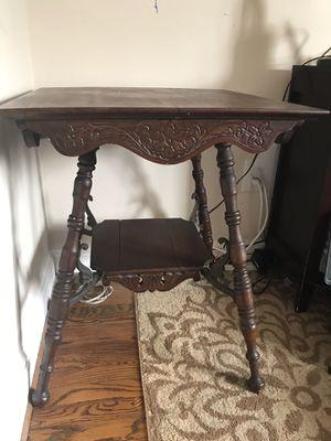 Antique Side Table for Sale in Arlington, VA
