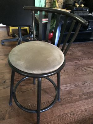 2 bar stools for Sale in Wake Forest, NC