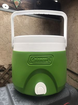 Coleman cooler for Sale in East Los Angeles, CA