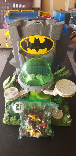 Batman & Green Lantern Playsets for Sale in Sun City, AZ