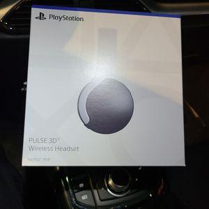 Sony PlayStation PULSE 3D Wireless Headset for Sale in East Rockaway, NY