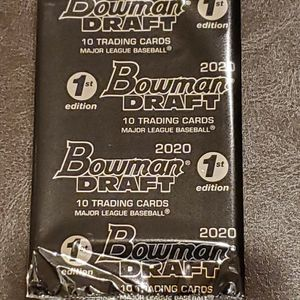 2020 Bowman Draft Baseball (1st Edition) Pack for Sale in Graham, WA