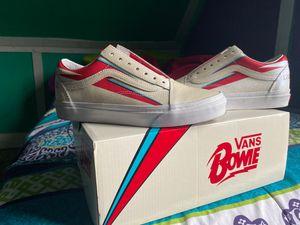 David Bowie vans for Sale in Elwood, IN