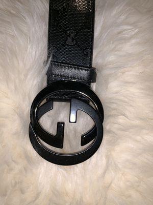 Gucci belt for Sale in Dearborn, MI
