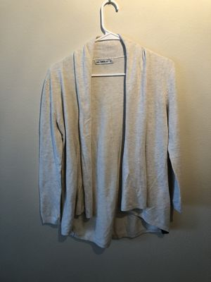 Like New Zara Cream Cardigan, S for Sale in Seattle, WA