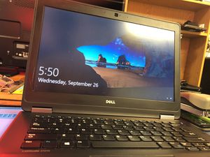 Dell Business Laptop- UltraBook Latitude 12.5 inc for Sale in Alexandria, VA