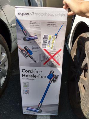 Dyson v7 Motorhead cordless for Sale in Concord, CA