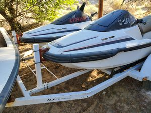 sea doo jet ski boats trailer for Sale in Lucerne Valley, CA