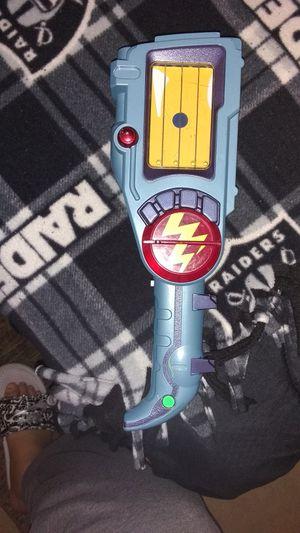Sega Playmates Dinosaur King DELUXE DINO SLASHER Card Deck Swiper Holder Toy for Sale in Sacramento, CA