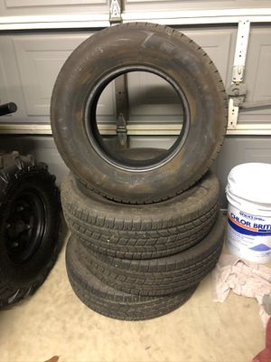 TRAILER TIRES P205/75R14 for Sale in Bakersfield, CA