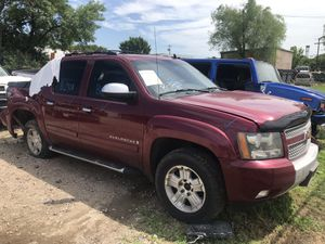 2007 2008 2009 2010 2011 chevy avalanche for parts for Sale in Dallas, TX