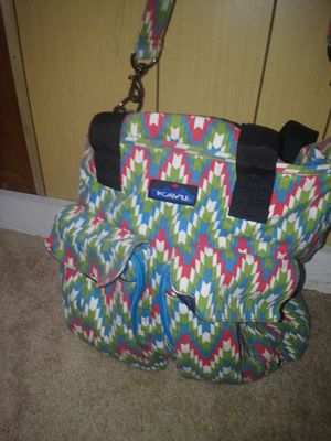 Large kavu bag for Sale in Kingsport, TN