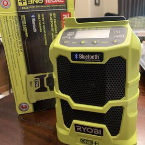 Ryobi Radio Can't Get It To Work for Sale in Fresno, CA