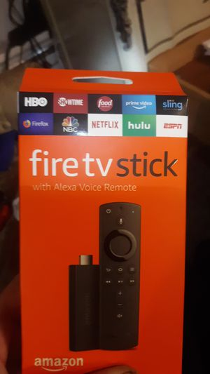 Fire tv stick for Sale in Federal Way, WA