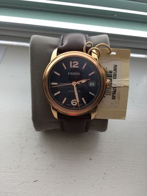 Fossil Swiss watch. Automatic! $250 for Sale in St. Louis, MO