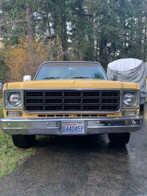 1977 k10 Chevy Silverado for Sale in Bremerton, WA