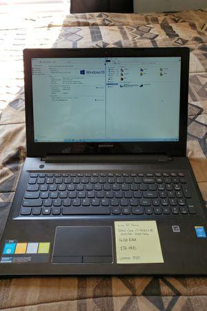 """Lenovo Z50 15"""" Laptop for Sale in Houston, TX"""