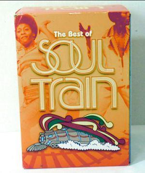 Soul train complete DVD set for Sale in Cincinnati, OH