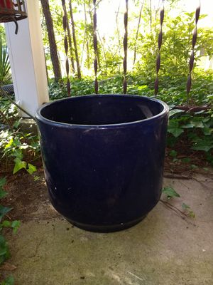 Ceramic flower pot for Sale in Bowie, MD