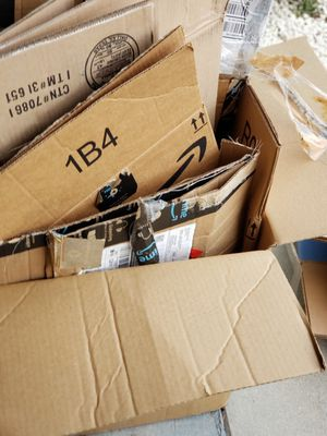 Free misc boxes for Sale in New Port Richey, FL