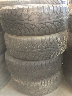215/55/18 Hankook Winter Pro for Sale in Chicago Heights, IL