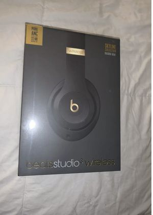 Beats Studio 3 Wireless Headphones Skyline Collection Shadow Gray for Sale in Bradenton, FL