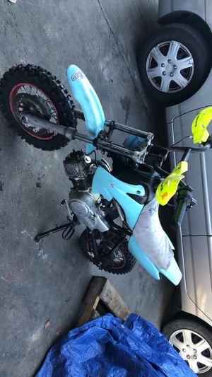 Ssr90 pit bike for Sale in Dinuba, CA