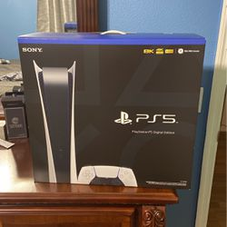 Ps5 Digital Edition , Brand New Sealed for Sale in Clermont,  FL