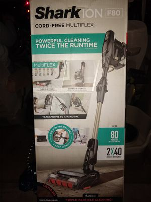 Shark iON Cordless *** WITH $525 GIFT RECIEPT!! for Sale in Turlock, CA