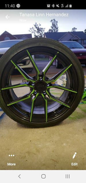 Painting rims for Sale in Clarksville, TN