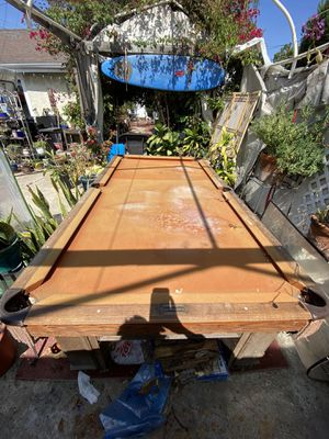 Pool Table/ Billiard's Table for Sale in Hawthorne, CA