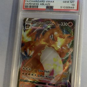 Psa 10 Darkness Ablaze Charizard for Sale in Alameda, CA