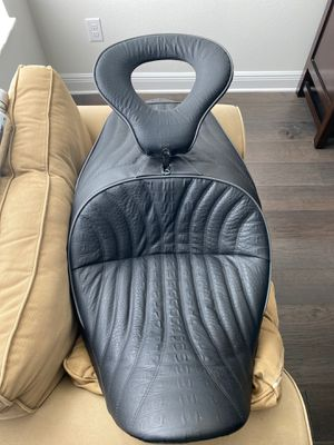 Corbin Motorcycle seat Alligator leather seat for Honda Goldwing Sport for Sale in FL, US