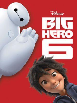 Big Hero 6 HD Digital Movie Code for Sale in Fort Worth, TX
