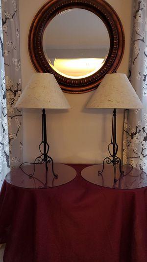 2 Lamps for Sale in Manassas, VA