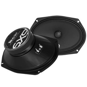 MASSIVE 6x9 MID RANGE SPEAKER M69C (Ea) (PRO AUDIO/NO WARRANTY/ABUSE/BURNT VOICE COILS NOT COVERED) for Sale in Orlando, FL